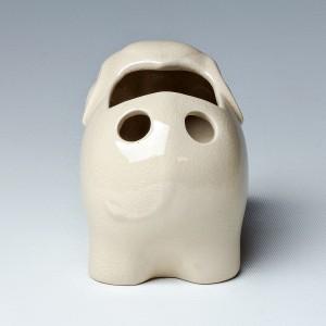 [S4-135] ที่เสียบแปรงฟันช้างก้านกล้วย