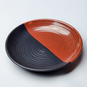 [T2-70] Black&Red Plate